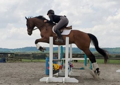 jump oxer